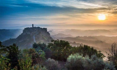 Bagnoregio bed and breakfast