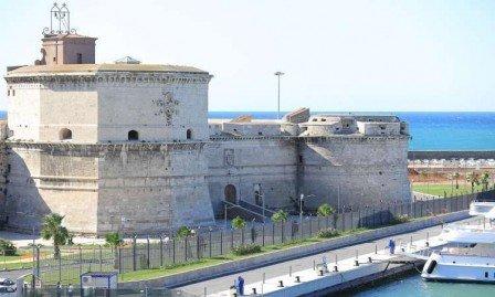 porto Civitavecchia b&b